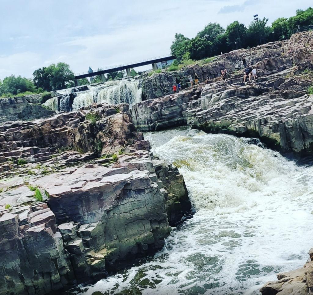 Falls Park Sious Falls, SD