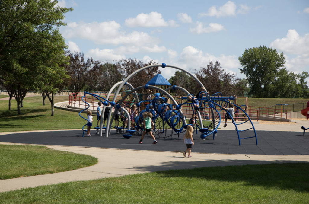 Sertoma Park in Sioux Falls
