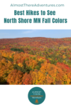 Best Hikes to See North Shore MN Fall Colors