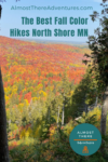 Best Fall Color Hikes North Shore MN